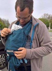 Bild zu Rund um's Baby: Trageberatung