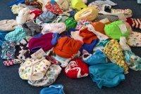 Bild zu Rund um's Baby: Stoffwindeln! Praktisch - schick - modern
