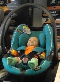 Bild zu Rund um's Baby: Sicher fahren mit Baby und Kleinkind