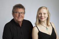 NADIA Singer spielt französische KONZERTWALZER aus 100 Jahren -  Moderation: Lutz Görner
