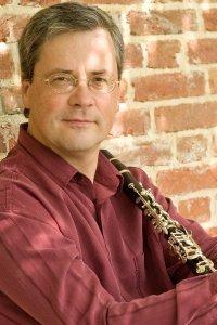 Sonatenabend und Improvisationen mit Ib Hausmann, Klarinette