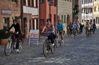 Neubürgertour IV: Nürnberg-West per Rad entdecken