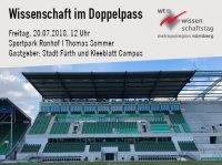 Wissenschaftstag der Metropolregion Nürnberg