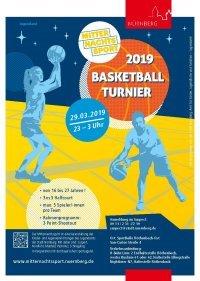 Sport und Spaß: Basketball-Turnier um Mitternacht in Röthenbach-Ost