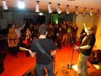 Rock im Kinder- und Jugendhaus Cube