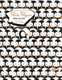 Paule Pinguin allein am Pool