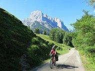 Autofreies Alpenradeln – mit dem Tourenbike durch die Tiroler Bergwelt