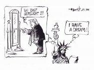 80 Jahre Haitzinger?! Karikaturen für die Tagespresse