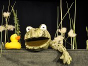 Kindertheater: Das Krokodil im Entenweiher