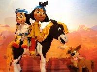 Figurentheater: YAKARI - Der kleine Indianerjunge