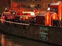 Die weltweit größte Feuerzangbowle in Nürnberg