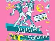 Wettbewerb beim 22. Junior-Dance-Festival mit der Wiese69 im Cinecitta